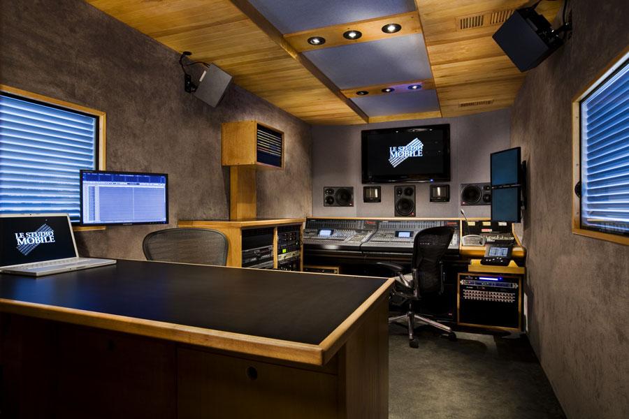 le studio mobile
